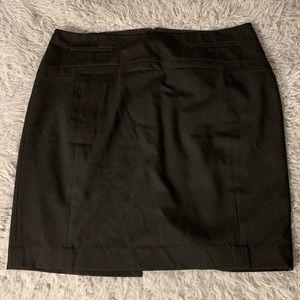 🌻 Express black pencil skirt